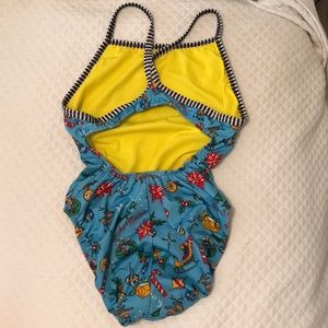 4aed114924e15 dolfin uglie Swim - Brand New Dolfin Uglies Christmas One Piece